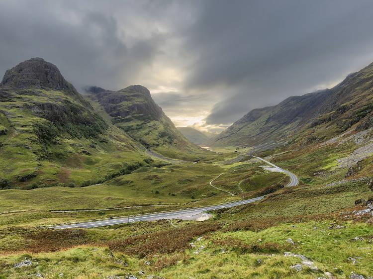 Glencoe, Scottish Highlands