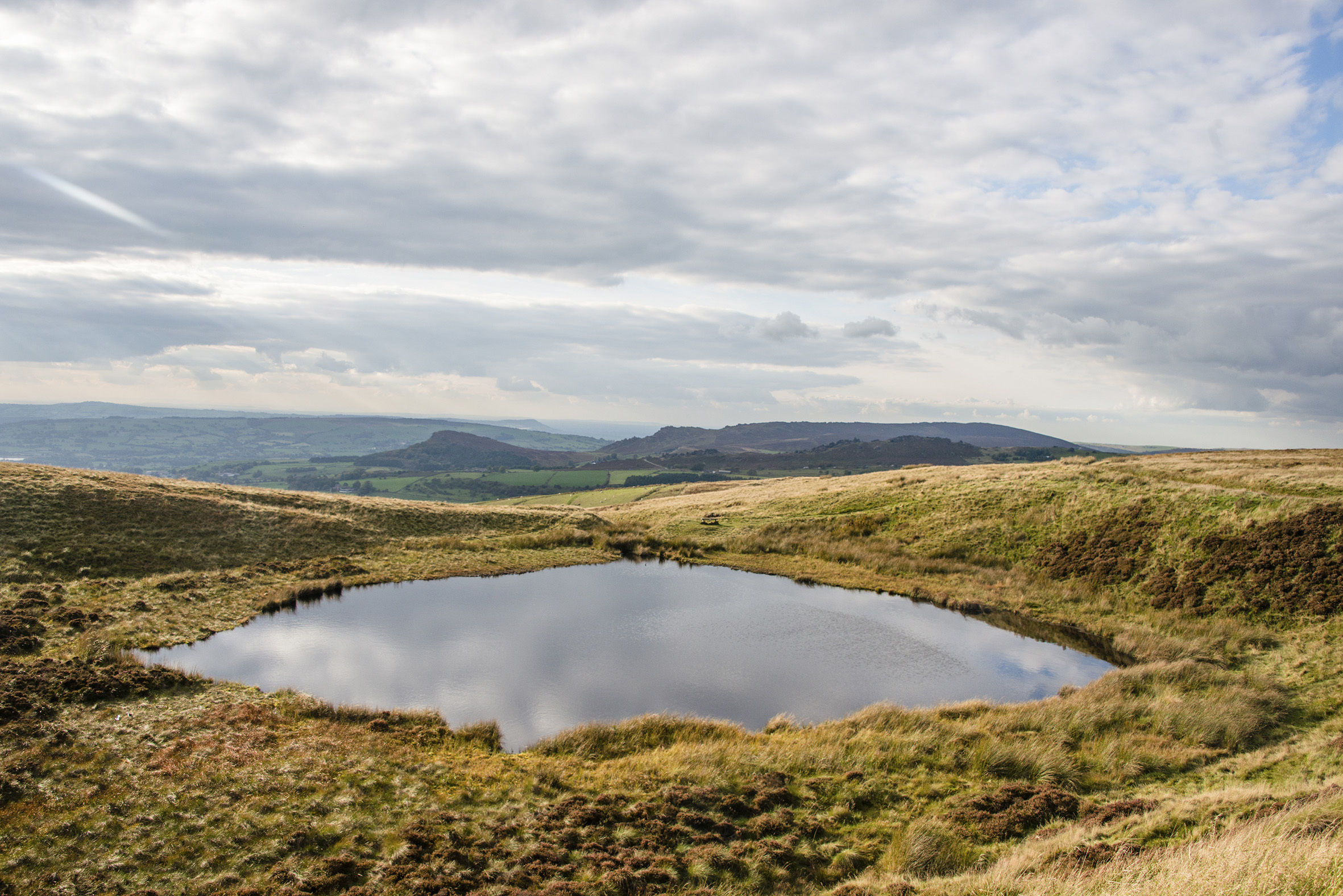 Mermaid's Pool, Peak District