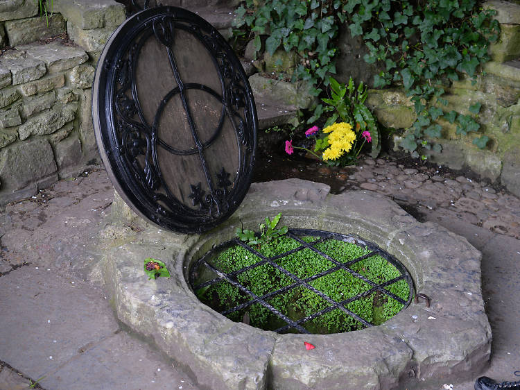 Chalice Well, Somerset
