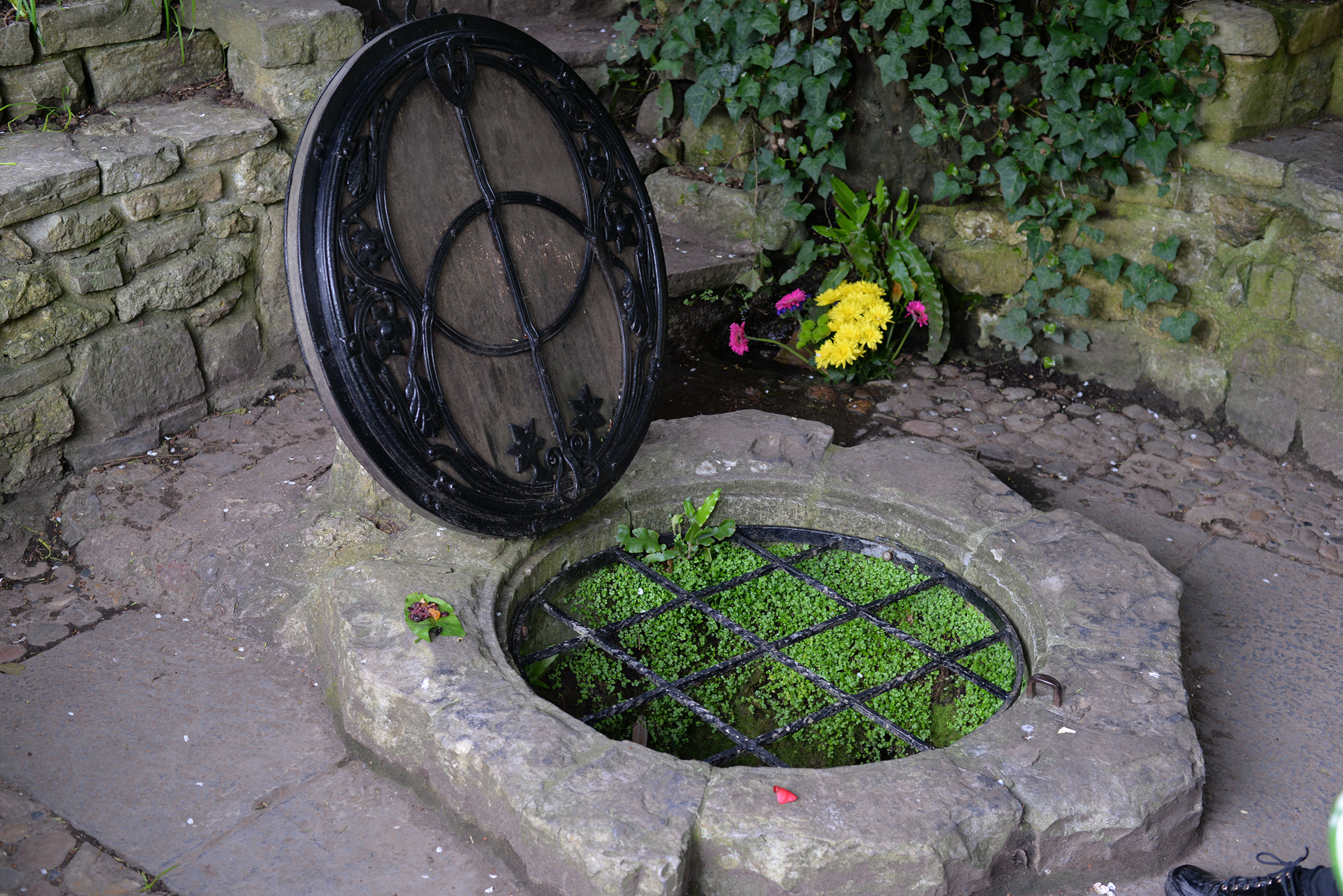 Chalice Well, Glastonbury