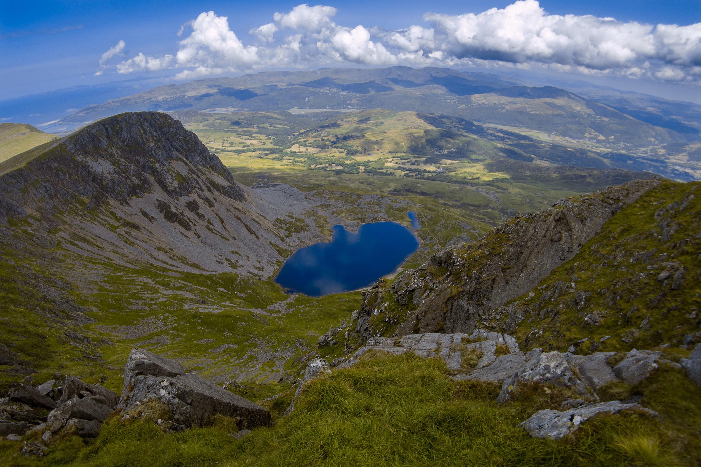 Cadair Idris, Snowdonia