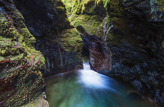Lydford Gorge, Devon