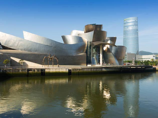 11 curiosidades del Guggenheim de Bilbao