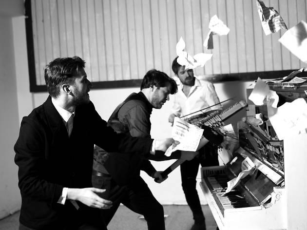Brandt Brauer Frick & La Orquesta Filarmónica Mexiquense