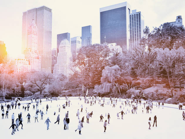 50 fun winter activities in NYC