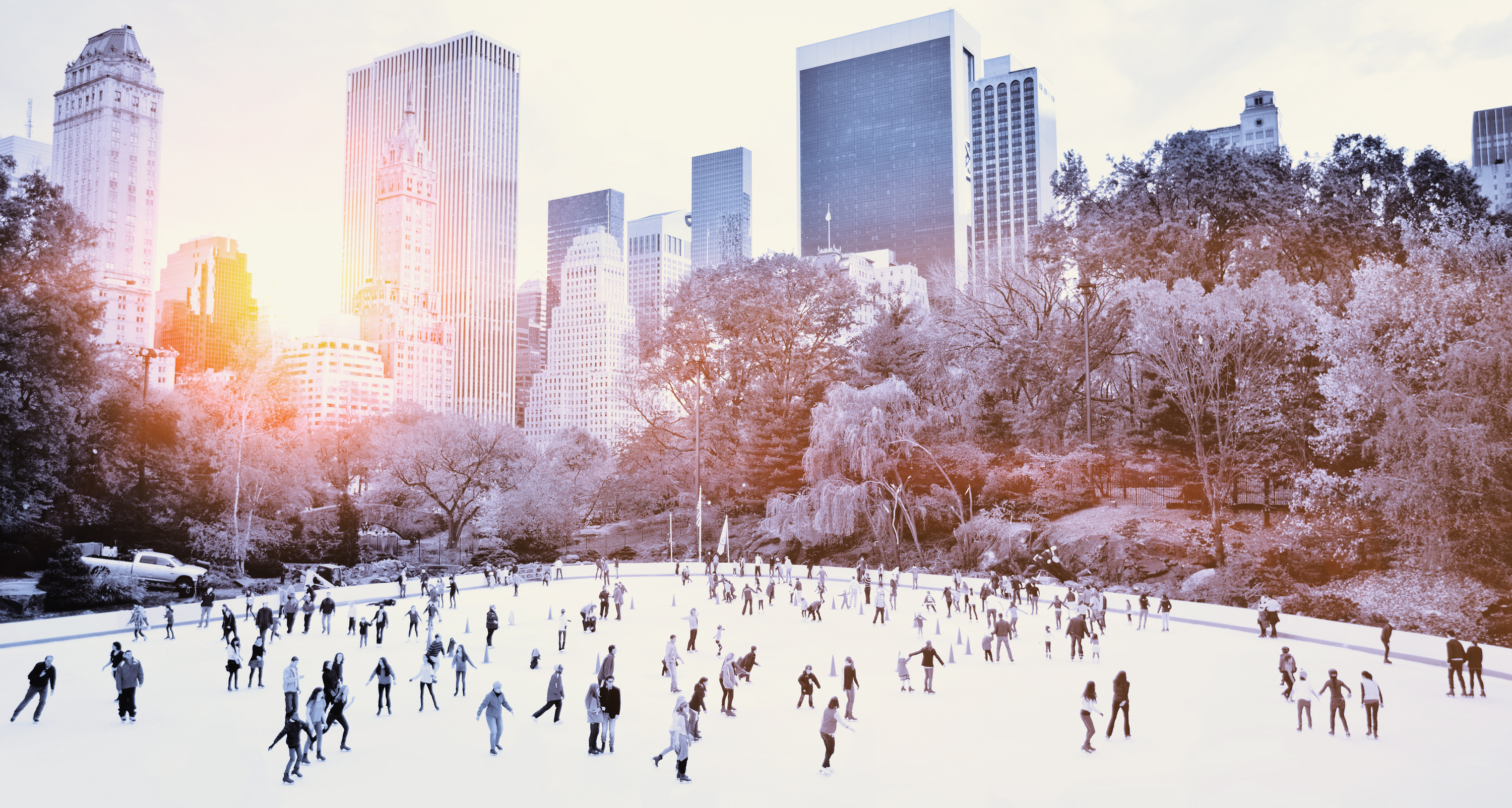 Best 50 winter activities for kids in NYC