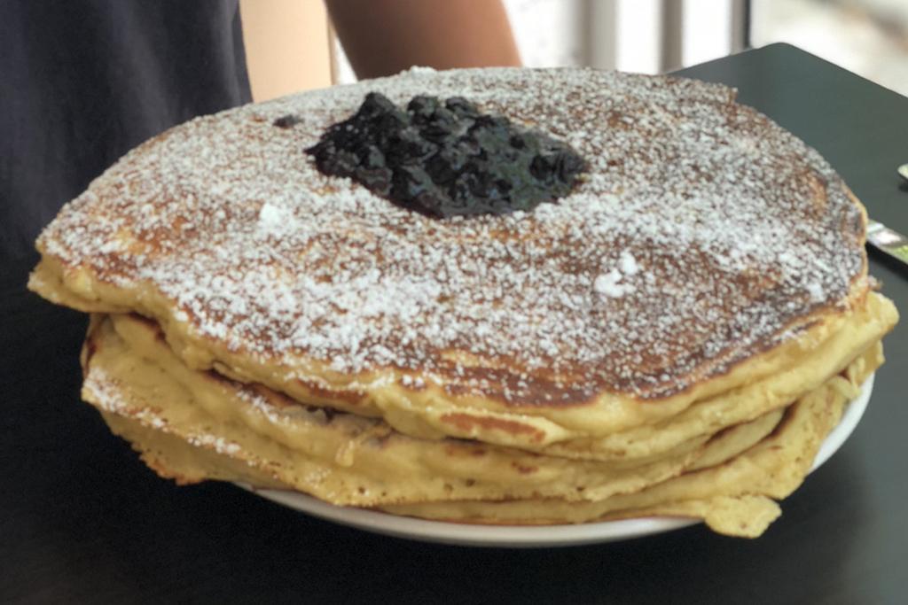 Pancakes at Mason