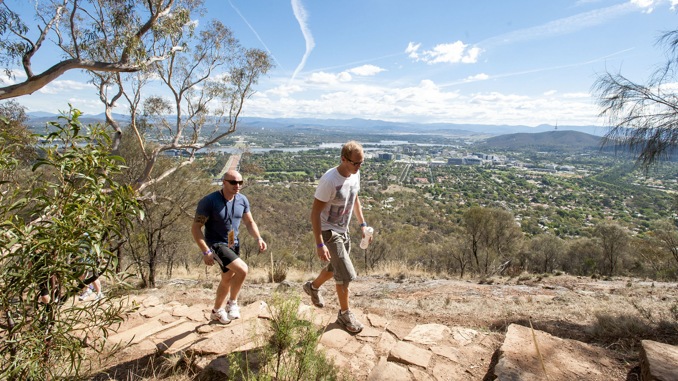 Outdoors activities in Canberra