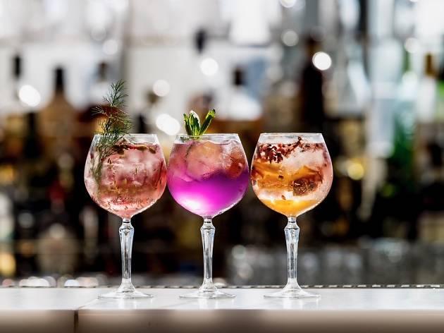 Hyatt Regency cocktails
