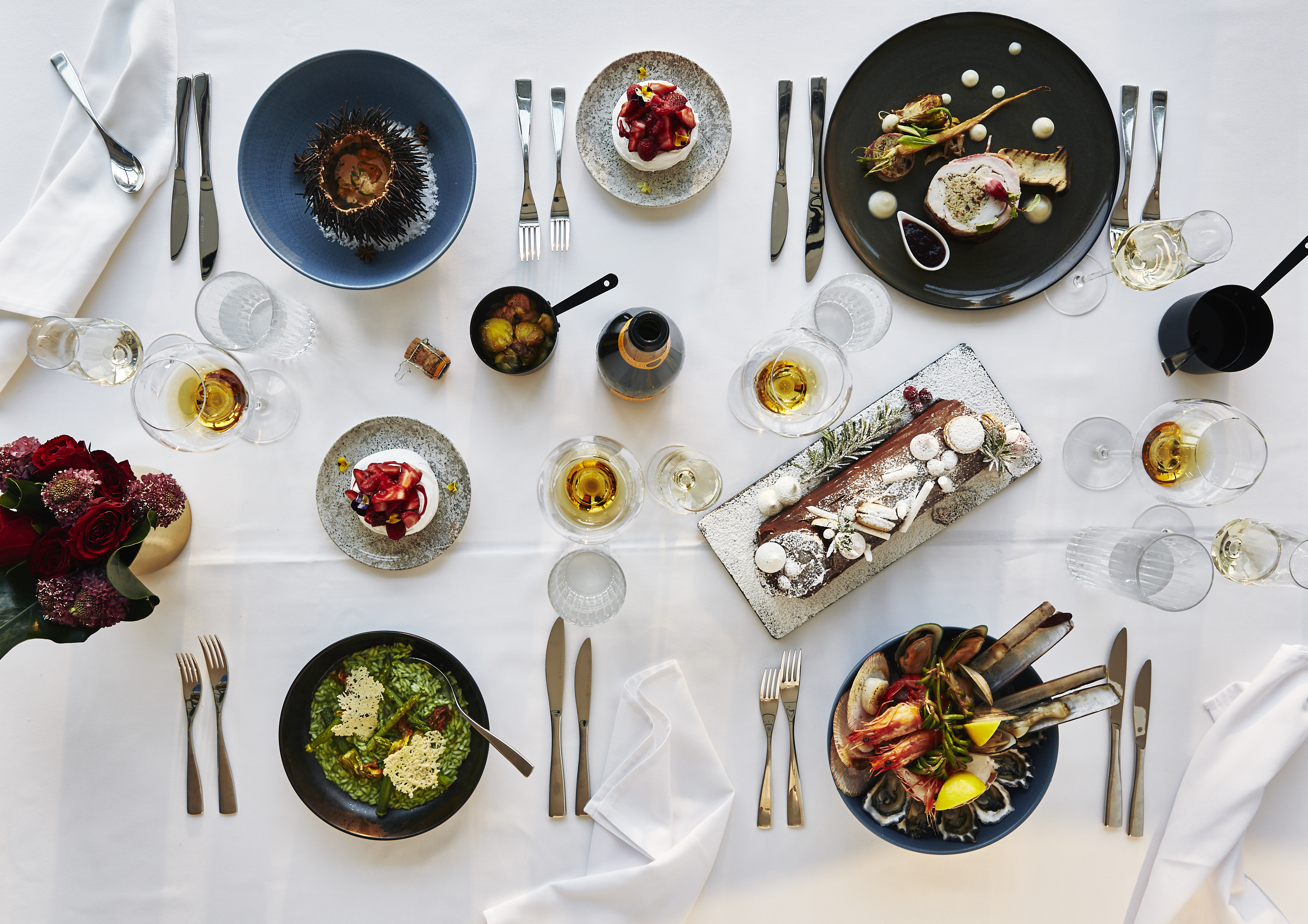 Christmas Day lunches in Sydney