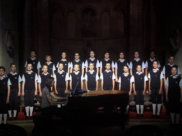Les Petits Chanteurs de Saint Marc – An Evening Of Disney Delights And Season's Greetings