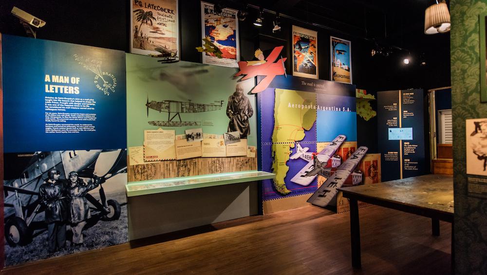 Go on a virtual tour around the temporarily closed The Singapore Philatelic  Museum
