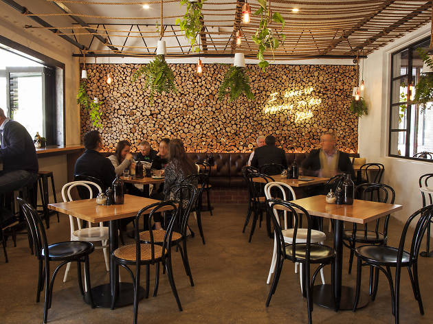 Doubleshot Coffee Shop in Canberra