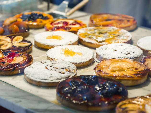 Silo Bakery in Canberra