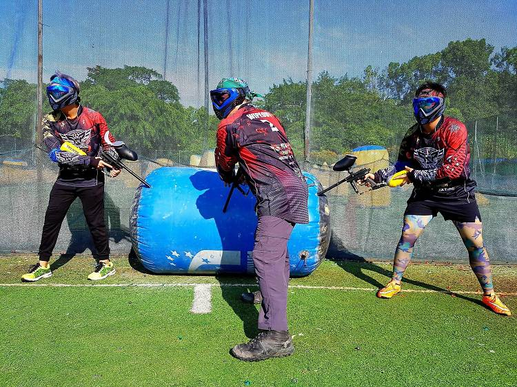 The best team building activities for big groups in Singapore