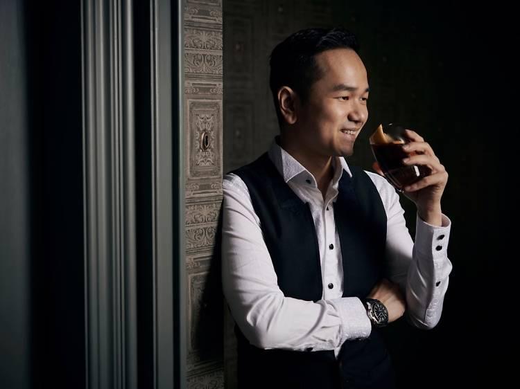 最佳調酒師:Antonio Lai