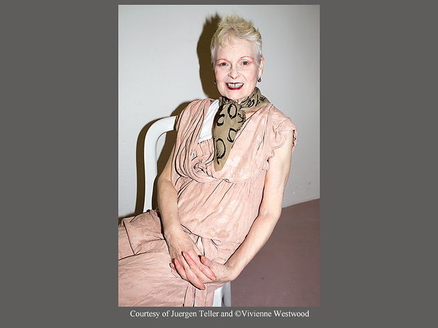 Courtesy of Juergen Teller and ©Vivienne Westwood ©Juergen Teller