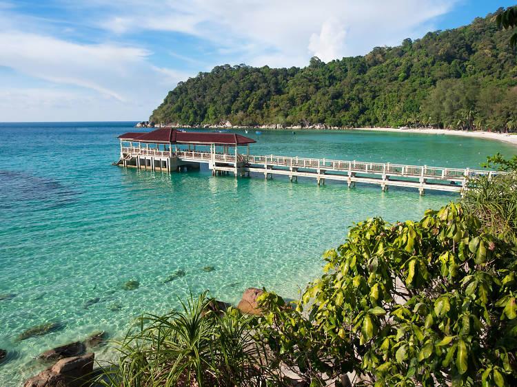 Perhentian Islands 停泊島