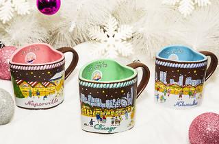 Christkindlmarket mugs