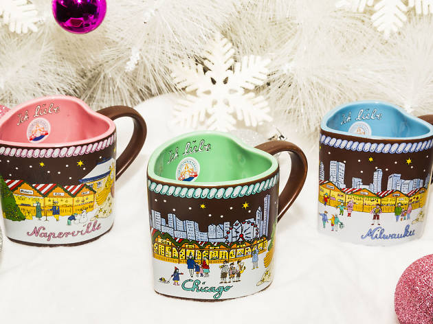 Take a look at this year's heart-shaped Christkindlmarket mugs