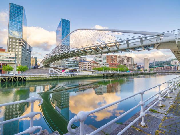 Puente Pedro Arrupe Bilbao