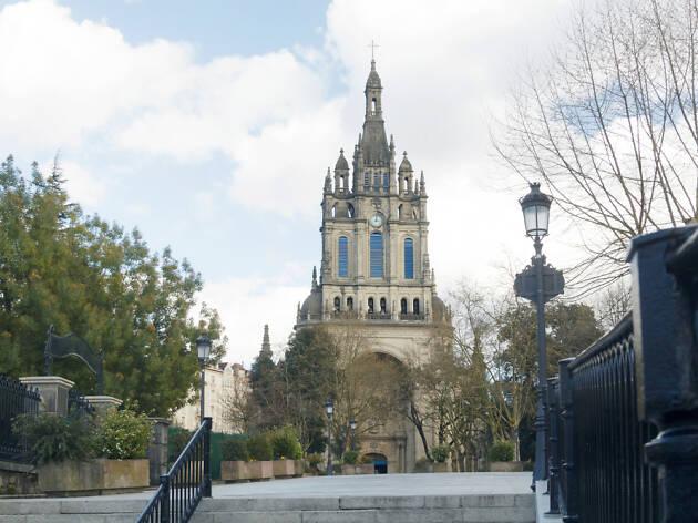 Iglesia de Begoña Bilbao
