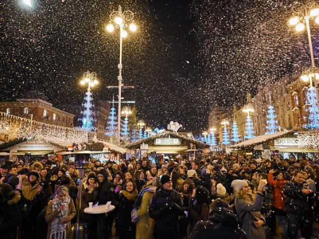 Advent on the Main Square