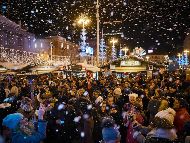 Great things to do in Zagreb in December
