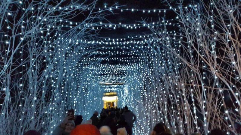 Advent in Marić Passage