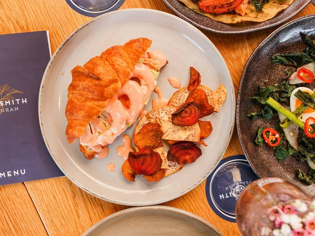 Brunch with Soul at the Smith