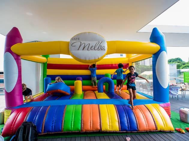 Café Melba @ Mediapolis