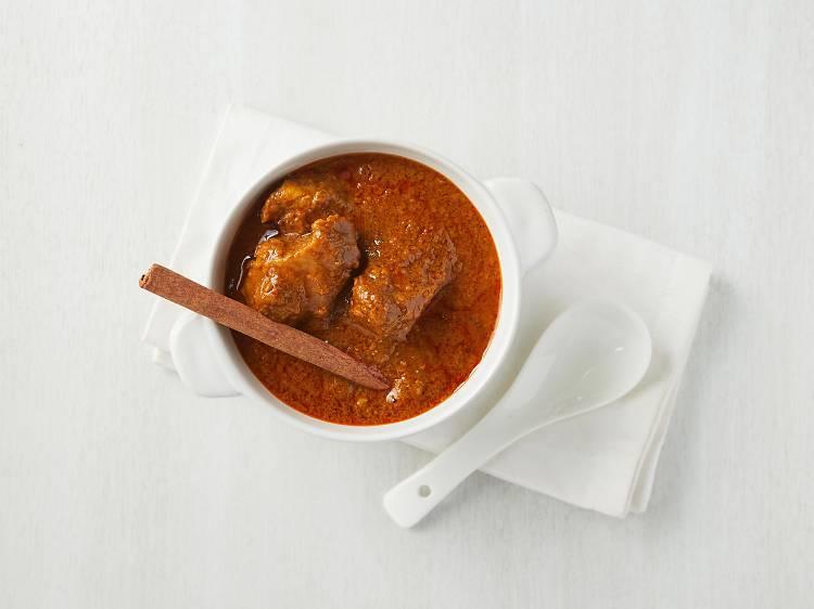 Try southern Thai food at KlangSuan