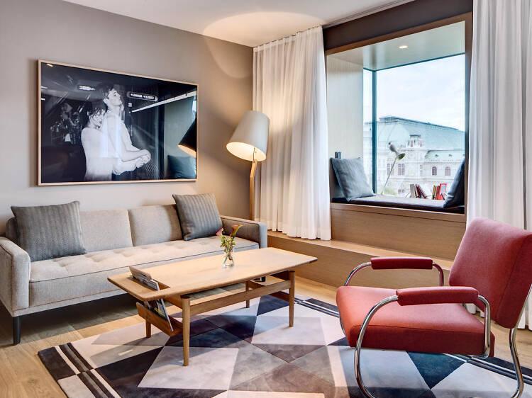 The 10 best hotels in Vienna
