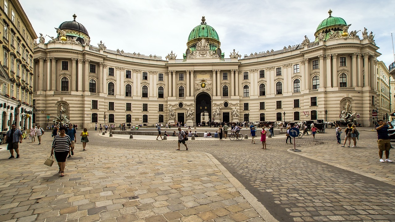 The Hofburg Palace