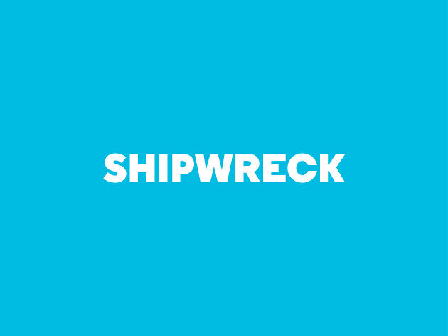 Shipwreck, Almeida, 2019