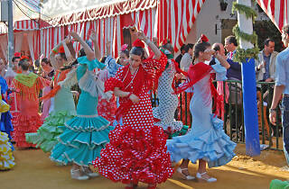 Feria de Abril Sevilla