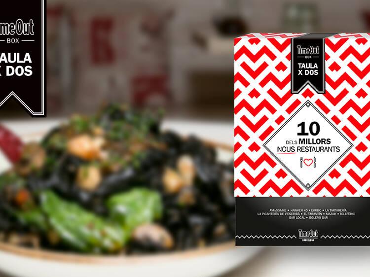 10 motius per comprar la Time Out Box: Els 10 Millors Nous Restaurants
