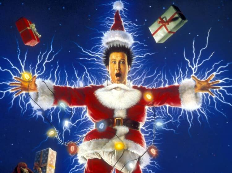 National Lampoons Christmas Vacation (1989)