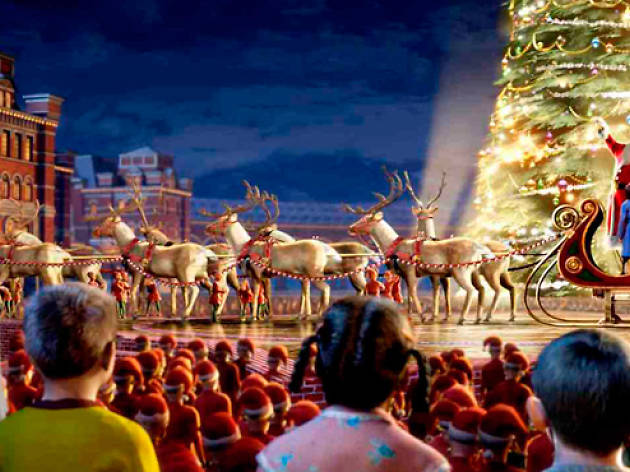 Family Christmas.Best 30 Christmas Movies For Kids For Holiday Family Fun