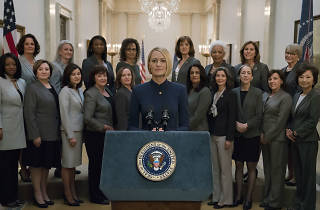 House of Cards presenta su última temporada