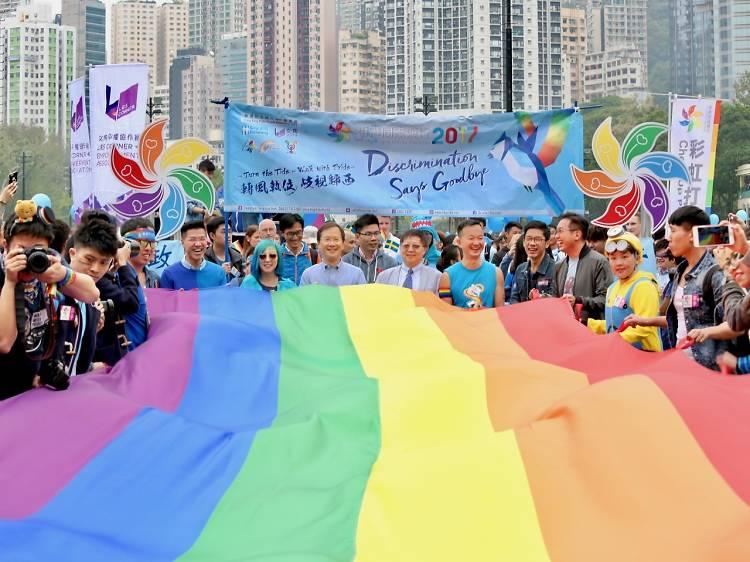 LGBTI 熱話:Cynthia Cheung 談十年彩虹旗下的香港