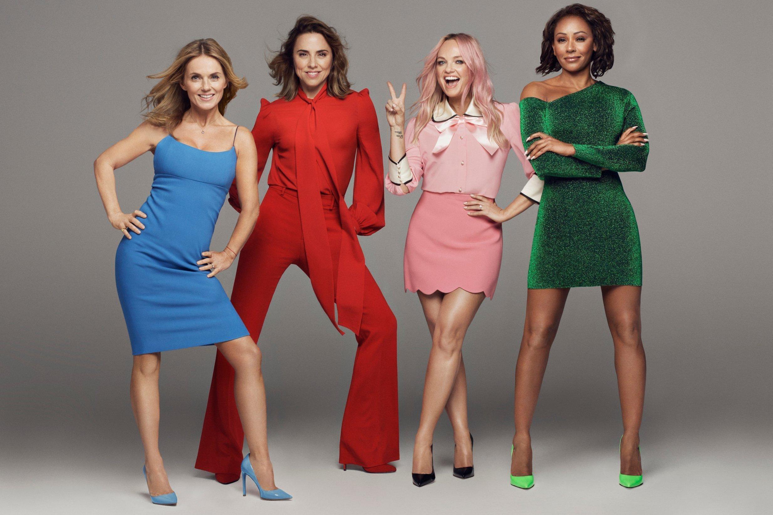 Por qué reivindicar el retorno de las Spice Girls