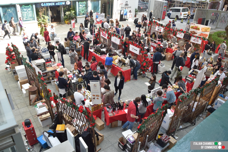 Italian Christmas Market
