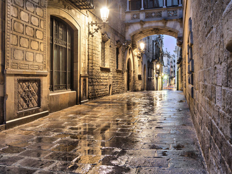 Un passeig per Ciutat Vella