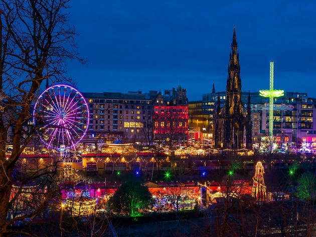 12 Christmas Markets Outside Of London