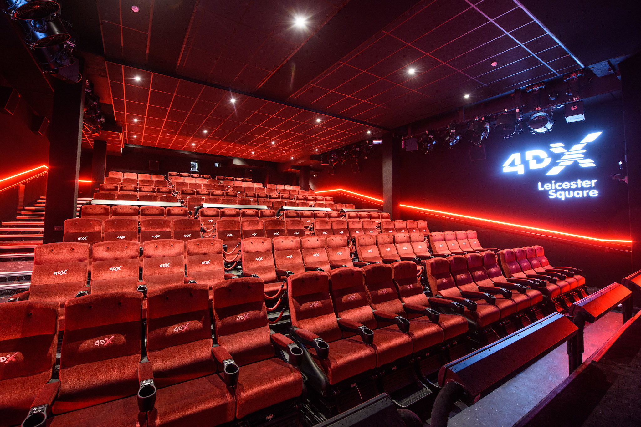 Do not reuse. Cineworld Leicester Square Refurbishment for Cineworld advertorial.