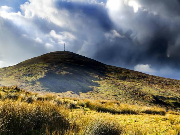Snaefell mountain