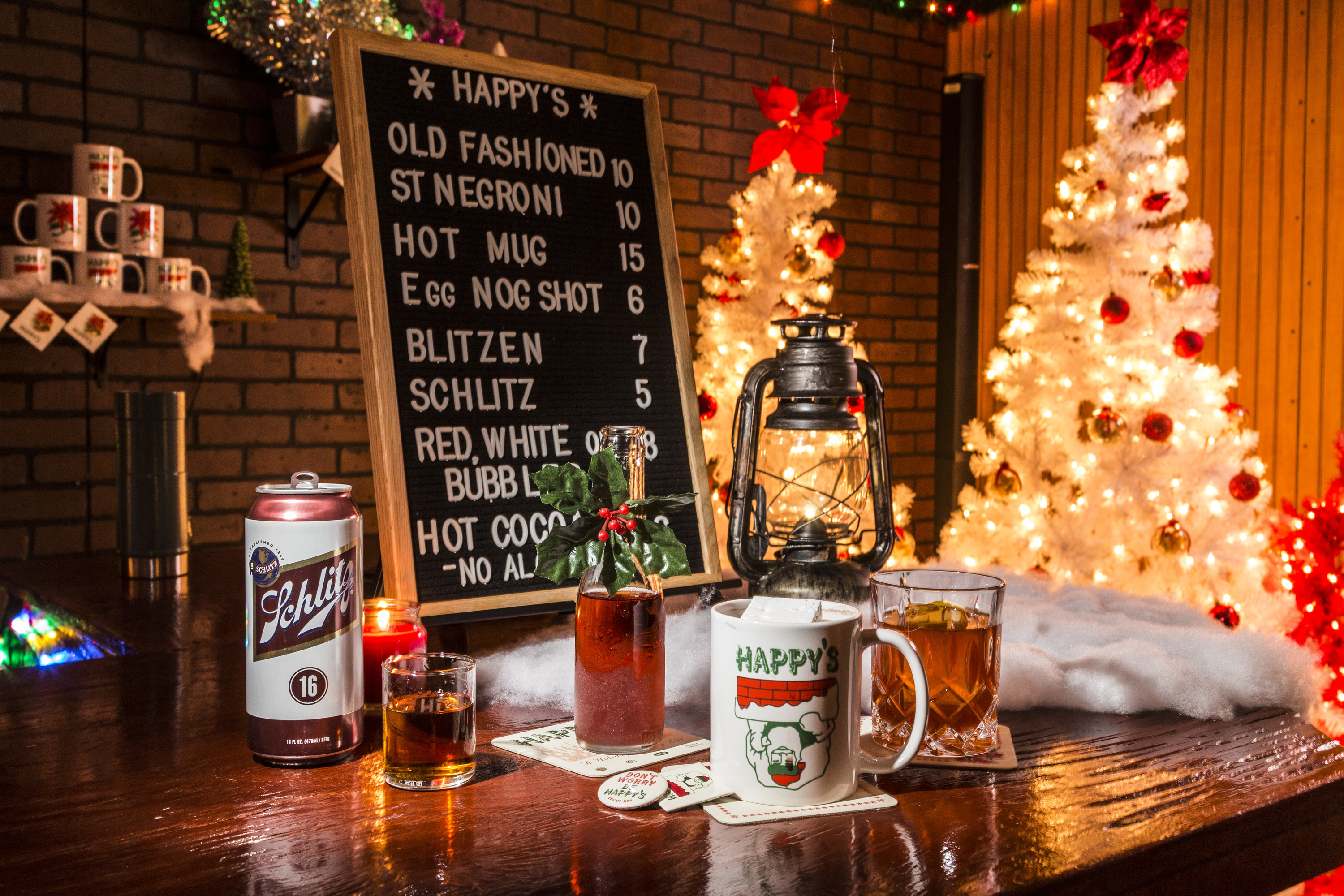 The jolliest holiday pop-up bars in Chicago