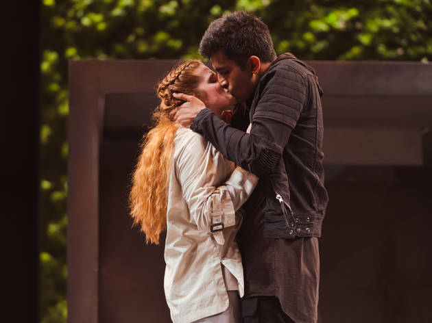 Romeo And Juliet Review Theatre In London