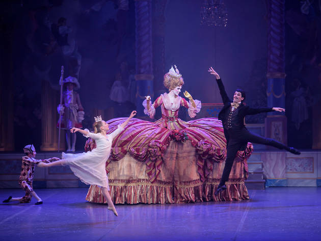 Boston Ballet presents Mikko Nissinen's The Nutcracker